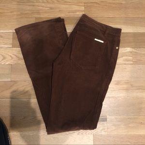 Tory Burch Cordoury Jeans